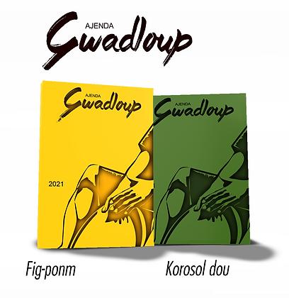 Ajenda Gwaloup 2021