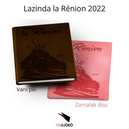 Lazinda la Rénion  2022