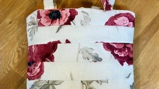 Poppy Tote Bag - Stripes
