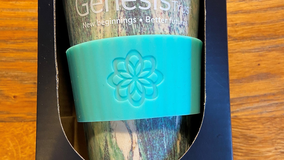 Marble Genesis Trust Bath Travel Cup