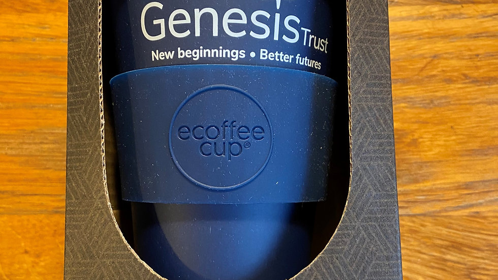 Navy Genesis Trust Bath Travel Cup