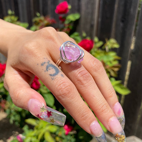 Rose Aura - Baby Rizzo Ring - Gold