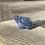 "Thumbnail: 2"" Turtle Figurine - Sodalite"