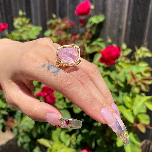 Rose Aura - Rizzo Ring