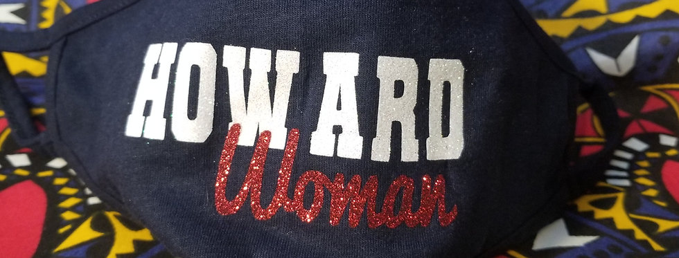 Howard Woman Mask