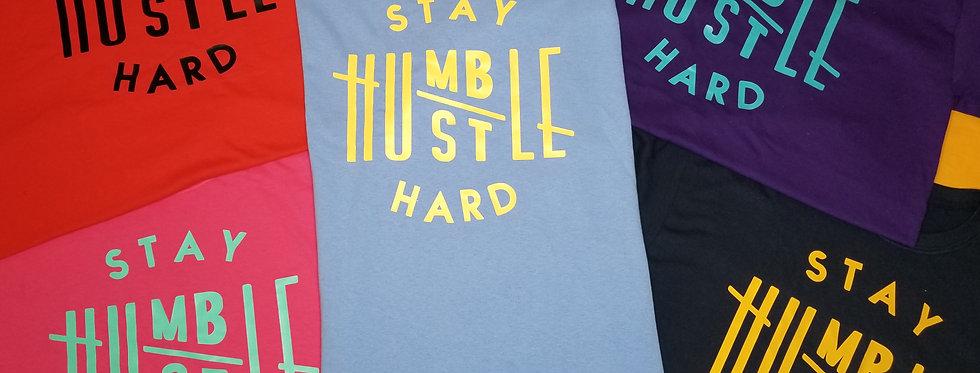 Humble Hustle Tee