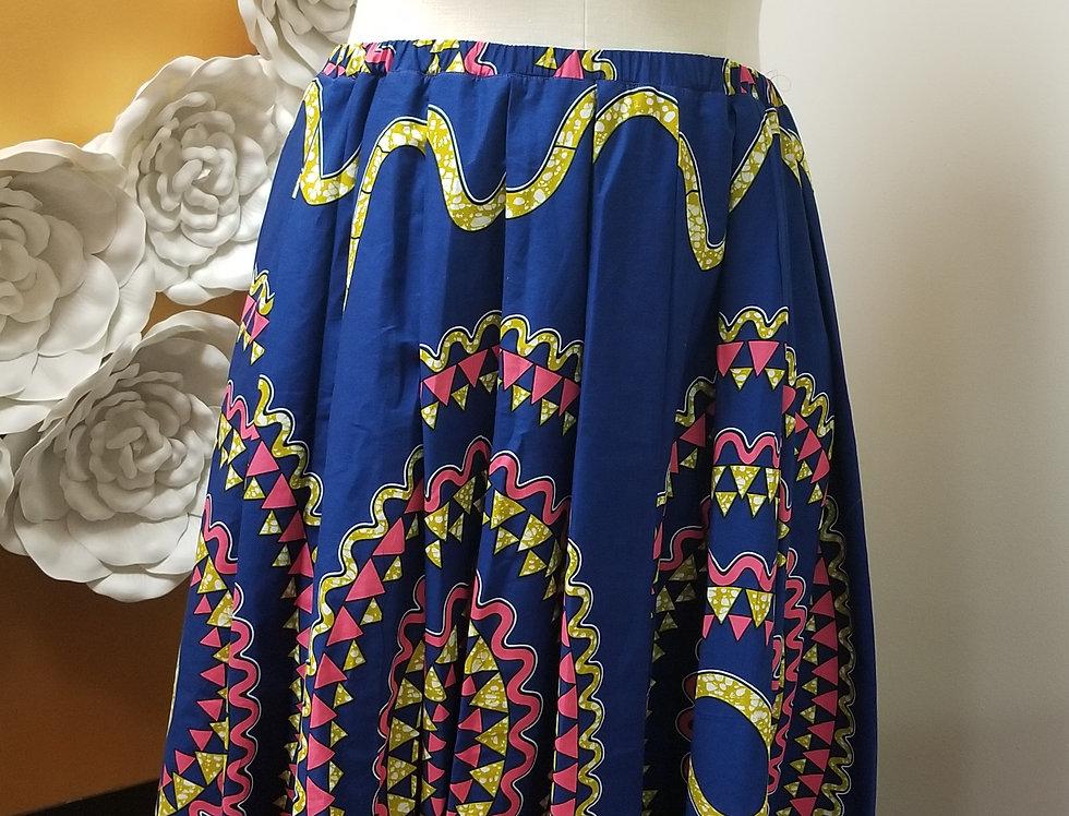 Carnival Ankara Maxi Skirt or Set