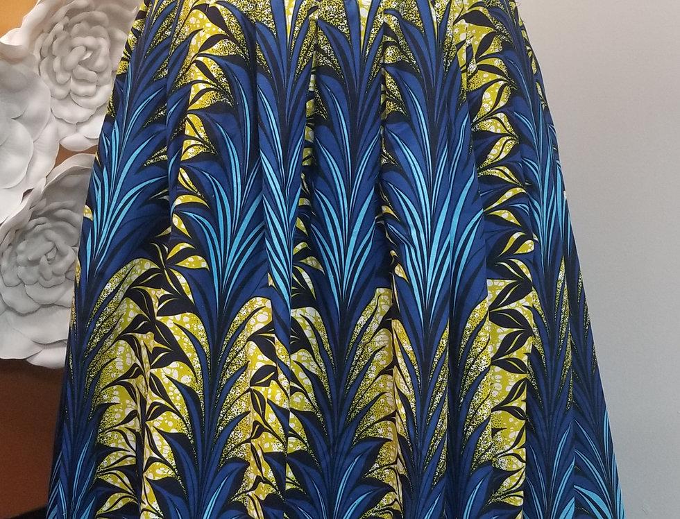 Palms Ankara Maxi Skirt or Set