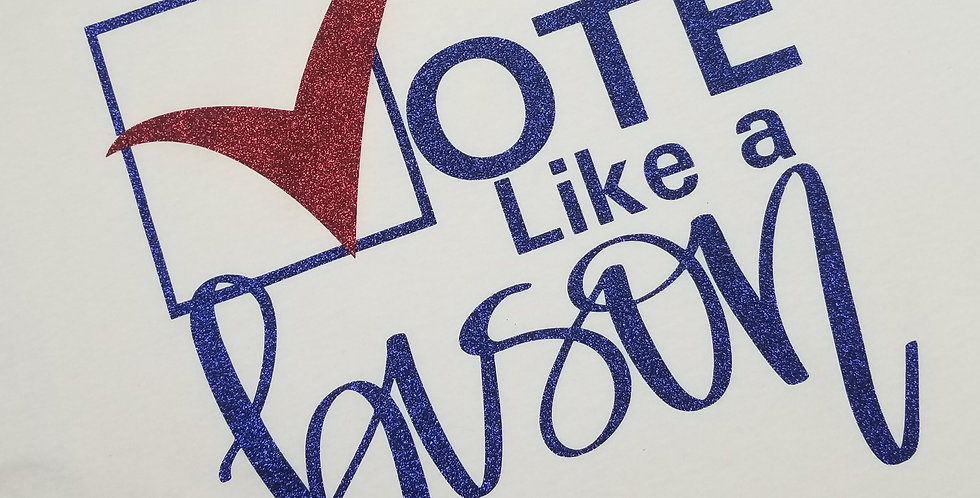 VOTE like a BISON Tee