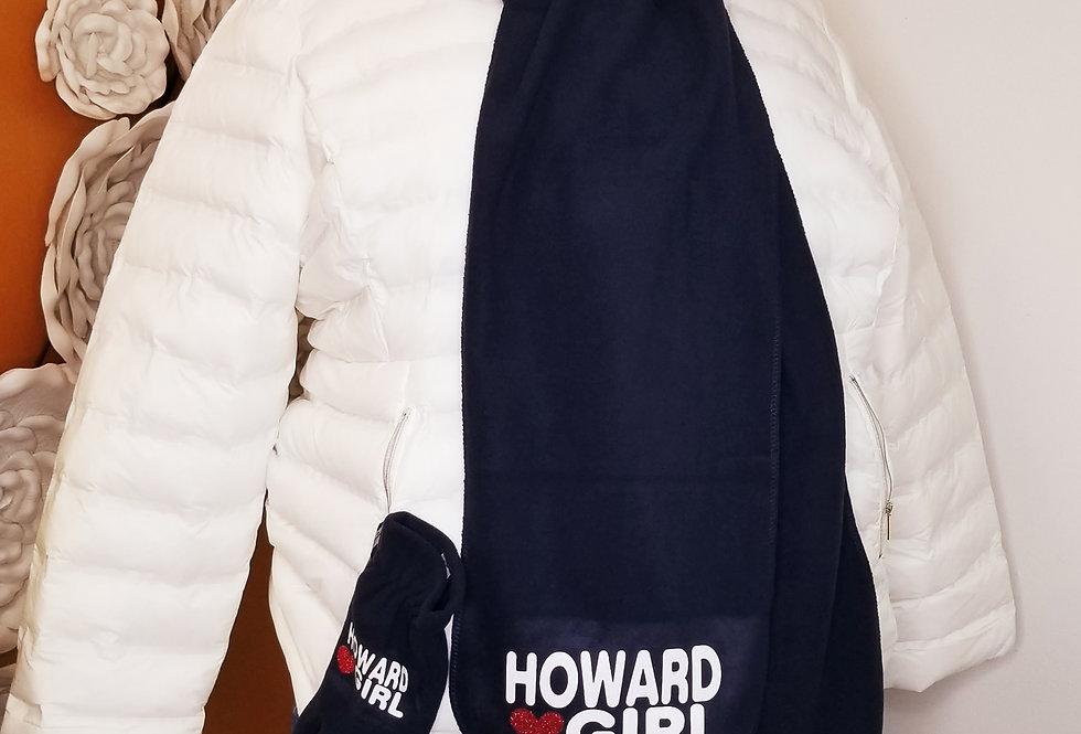 Howard Girl Fleece Accessories