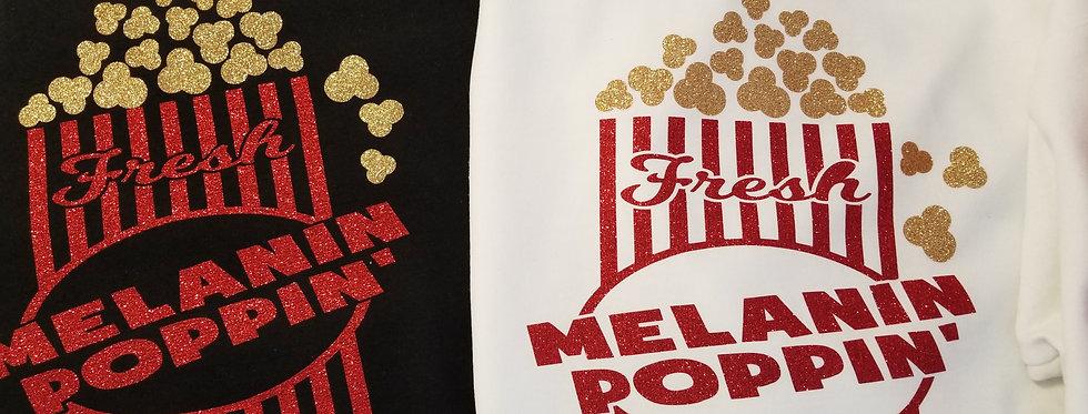Melanin Poppin Sweatshirt