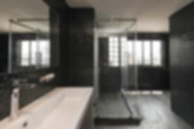 Instalación de baño de diseño en Gavà