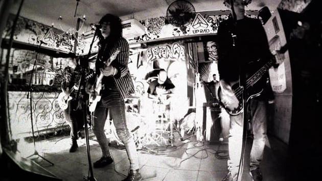 Bombas de Amor - Underground