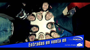 SPOT#3 - CADENA PERPETUA - 25 Años Tour - LUNA PARK