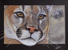Misipisiw (cougar en langue Mohawk)