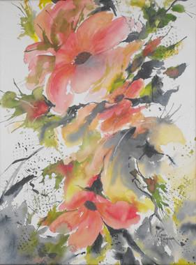 Tourbillon fleuri