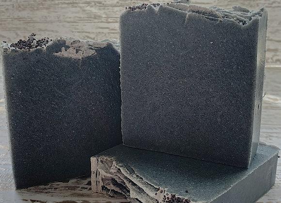 Black Ice Bar Soap