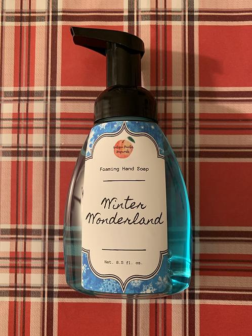 Winter Wonderland Foaming Hand Soap