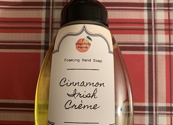 Cinnamon Irish Crème Foaming Hand Soap