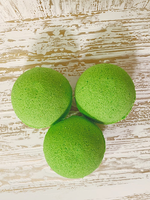 Cucumber Mint Bath Bomb