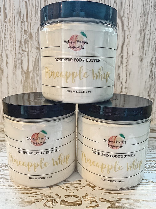 Pineapple Whip Whipped Body Butter