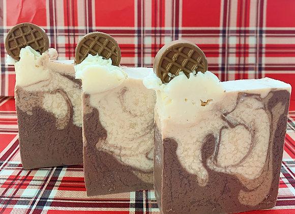 Gingerbread Waffles Bar Soap