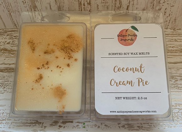 Coconut Cream Pie Wax Melts