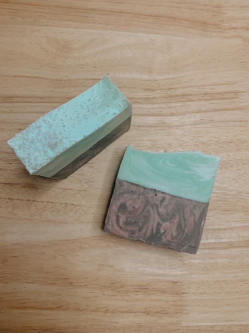 sea salt & sage bar soap