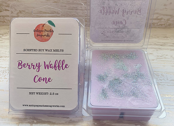 Berry Waffle Cone Wax Melts