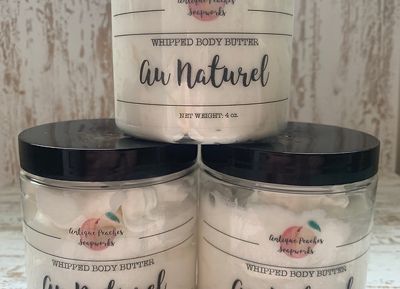 Au Naturel Whipped Body Butter