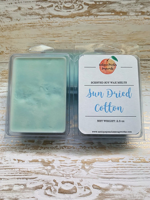 Sun Dried Cotton Wax Melts