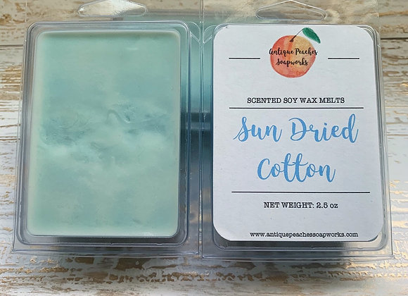 Sun Dried Cotton Wax Melts