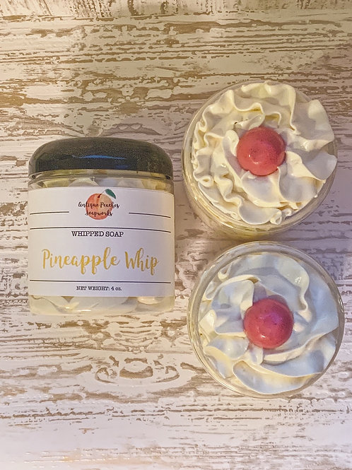 Pineapple Whip Whipped Soap