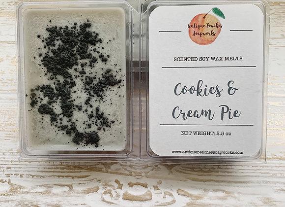 Cookies & Cream Pie Wax Melts