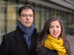 Inês & Claudio by Sébastien Smeur