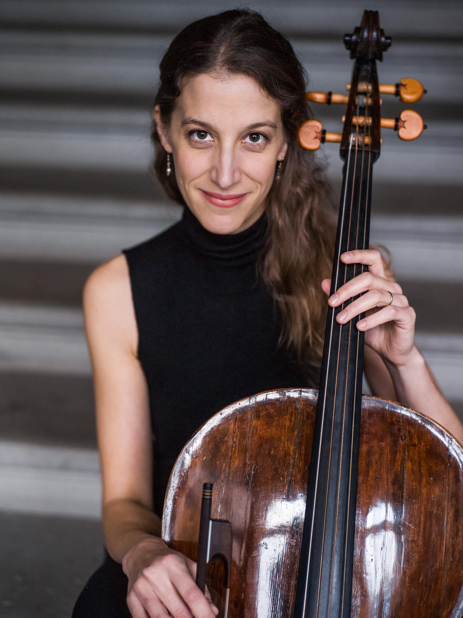 Rebecca Rosen, cello