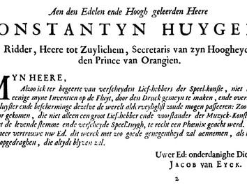 Ceci n'est pas un concert - Huygens!