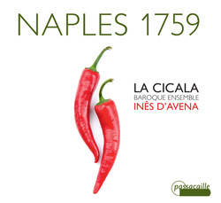 CD Naples 1759, front cover