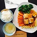 Tofu Paradise (Vegan)