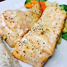 Panang Salmon