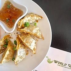 Veggie dumpling  (6 pcs)