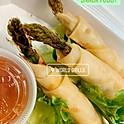 Cheesy asparagus (3pcs)