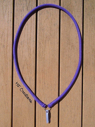 Collier d'encolure simple diamètre 12mm