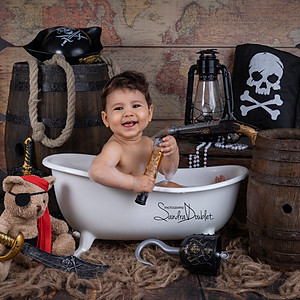 Le bain de Mahé