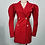 Thumbnail: Red Suit Dress