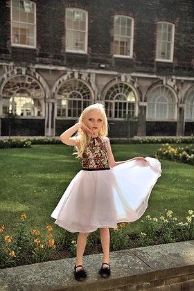 Miss Boss Flower Girl Dress