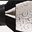 Thumbnail: BLACK&WHITE GOLD EMBELLISHED GROOM BOW TIE