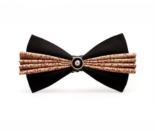 Elegant Middle vintage Germ Butterfly Bow Tie