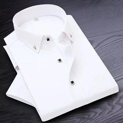High quality non ironing short sleeve Shirt