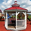 Thumbnail: 10' Octagon Gazebo with Double Roof